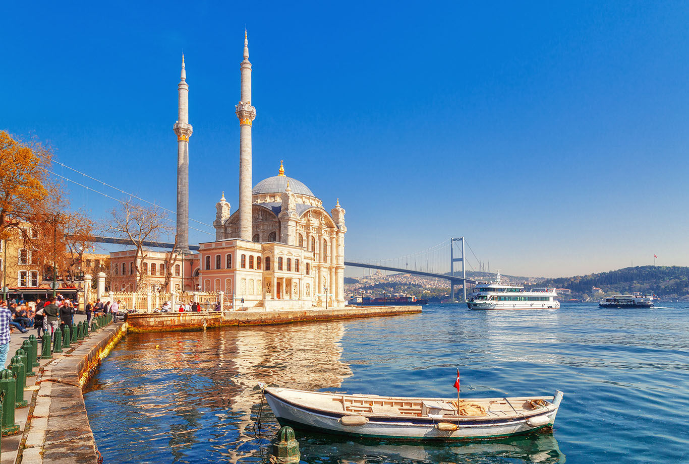 Istanbul-Ortakoey